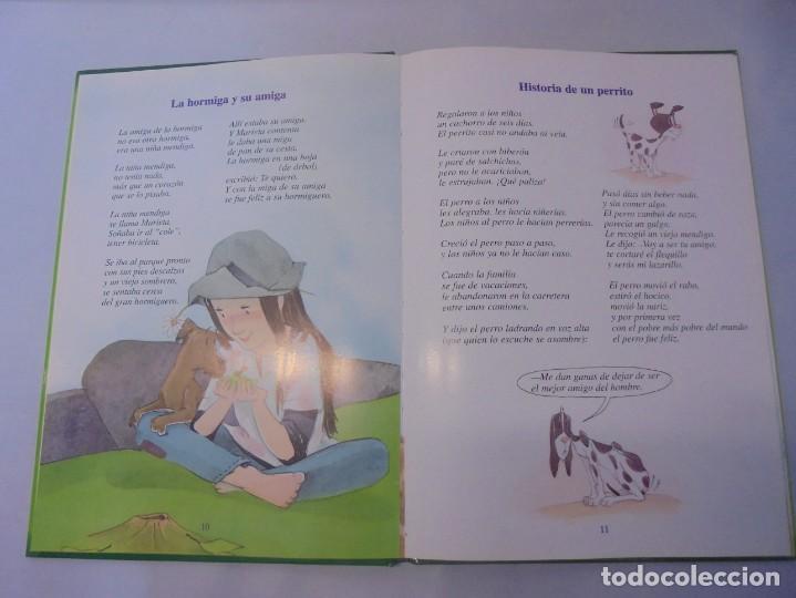 Libros de segunda mano: GLORIA FUERTES. 6 VOLUMENES. CANGURA PARA TODO. EL PULPO EN UN GARAJE. LA SELVA EN VERSO.. SUSAETA - Foto 41 - 237747540