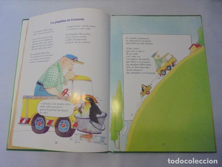 Libros de segunda mano: GLORIA FUERTES. 6 VOLUMENES. CANGURA PARA TODO. EL PULPO EN UN GARAJE. LA SELVA EN VERSO.. SUSAETA - Foto 43 - 237747540
