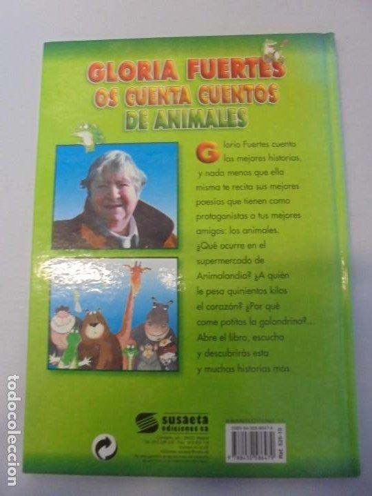Libros de segunda mano: GLORIA FUERTES. 6 VOLUMENES. CANGURA PARA TODO. EL PULPO EN UN GARAJE. LA SELVA EN VERSO.. SUSAETA - Foto 45 - 237747540