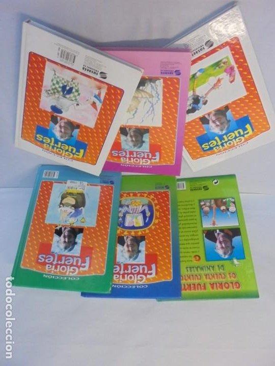 Libros de segunda mano: GLORIA FUERTES. 6 VOLUMENES. CANGURA PARA TODO. EL PULPO EN UN GARAJE. LA SELVA EN VERSO.. SUSAETA - Foto 46 - 237747540