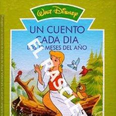 Libros de segunda mano: CUENTO INFANTIL - WALT DISNEY -UN CUENTA PARA CADA DIA - LOS 12 MESES DEL AÑO - MAYO. Lote 237917215