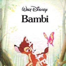 Libros de segunda mano: CUENTO INFANTIL - WALT DISNEY - BAMBI - EDITADO EN FRANCÉS. Lote 238001705