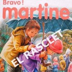 Libros de segunda mano: CUENTO INFANTIL - CASTERMAN - !BRAVO MARTINE - EDITADO EN FRANCÉS. Lote 238008975