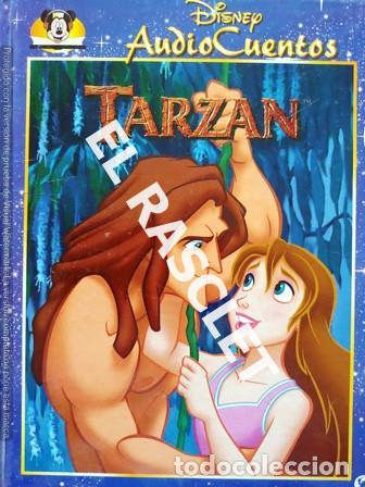 CUENTO INFANTIL - DISNEY AUTO CUENTOS - TARZAN - SIN DISCO (Libros de Segunda Mano - Literatura Infantil y Juvenil - Cuentos)