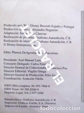 Libros de segunda mano: CUENTO INFANTIL - DISNEY AUTO CUENTOS - TARZAN - SIN DISCO - Foto 2 - 238009795