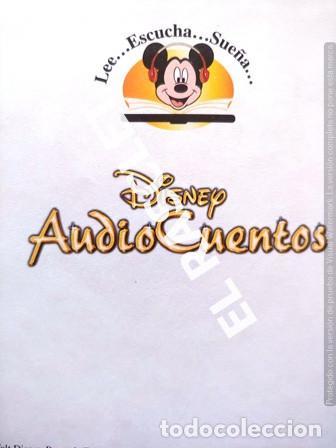 Libros de segunda mano: CUENTO INFANTIL - DISNEY AUTO CUENTOS - TARZAN - SIN DISCO - Foto 3 - 238009795