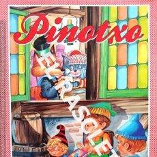 Libros de segunda mano: CUENTO INFANTIL -SUSAETA - PINOTXO - EDITADO EN CATALÁN. Lote 238011860