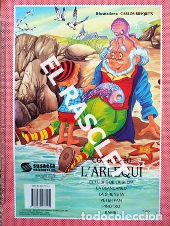 Libros de segunda mano: CUENTO INFANTIL -SUSAETA - PINOTXO - EDITADO EN CATALÁN - Foto 2 - 238011860