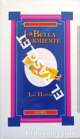 LOS CUENTOS DE LAS ESTRELLAS -LA BELLA DURMIENTE - LAS HADAS - EDICIONES GLOBUS (Libros de Segunda Mano - Literatura Infantil y Juvenil - Cuentos)