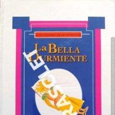 Libros de segunda mano: LOS CUENTOS DE LAS ESTRELLAS -LA BELLA DURMIENTE - LAS HADAS - EDICIONES GLOBUS. Lote 238078025