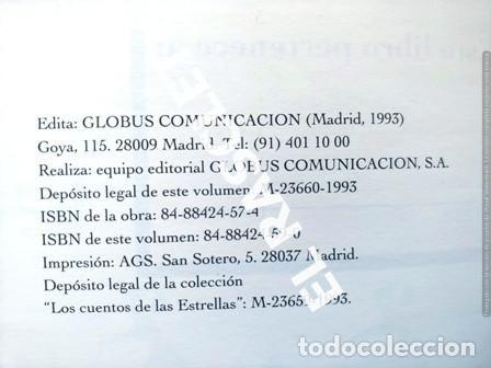 Libros de segunda mano: LOS CUENTOS DE LAS ESTRELLAS -LA BELLA DURMIENTE - LAS HADAS - EDICIONES GLOBUS - Foto 2 - 238078025