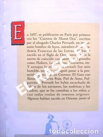 Libros de segunda mano: LOS CUENTOS DE LAS ESTRELLAS -LA BELLA DURMIENTE - LAS HADAS - EDICIONES GLOBUS - Foto 3 - 238078025