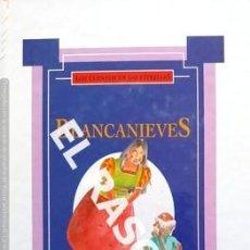 Libros de segunda mano: LOS CUENTOS DE LAS ESTRELLAS -BLANCANIEVES - LAS HILANDERAS - EDICIONES GLOBUS. Lote 238078285
