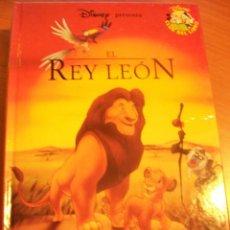 Libros de segunda mano: EL REY LEÓN. DISNEY. Lote 238260120