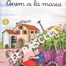 Libros de segunda mano: ANTIGÜO LIBRO - ANEM A LA MASIA - EUMO EDITORIAL - EDITADO EN CATALÁN. Lote 238620340