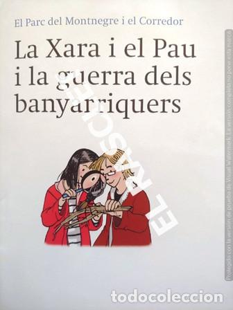 Libros de segunda mano: ANTIGÜO LIBRO - LA XARA I EL PAU I LA GUERRA DELS BANYARRIQUERS - EDITADO EN CATALÁN - Foto 3 - 238623300