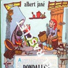 Libros de segunda mano: ANTIGÜO LIBRO - RONDALLES D' ARREU DEL MON -DE ALBERT JANÉ - AÑO 1980 - EDITADO EN CATALÁN. Lote 238623850
