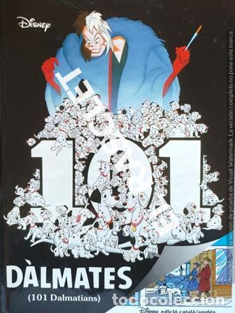 ANTIGÜO LIBRO - DISNEY - 101 DÀLMATES / 101 DALMATIANS - EDITADO EN CATALÁN / INGLES - EN COMIC (Libros de Segunda Mano - Literatura Infantil y Juvenil - Cuentos)