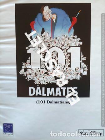 Libros de segunda mano: ANTIGÜO LIBRO - DISNEY - 101 DÀLMATES / 101 DALMATIANS - EDITADO EN CATALÁN / INGLES - EN COMIC - Foto 2 - 238623940