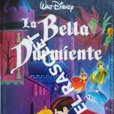 Libros de segunda mano: ANTIGÜO LIBRO - WALT DISNEY - LA BELLA DURMIENTE. Lote 238625770