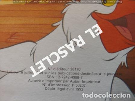 Libros de segunda mano: ANTIGÜO LIBRO - WALT DISNEY - LA PETITE SIRÈNE - EDITADO EN FRANCÉS - Foto 2 - 238626915