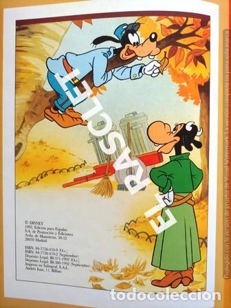 Libros de segunda mano: ANTIGÜO LIBRO - WALT DISNEY - UN CUENTO PARA CADA DIA - SEPTIEMBRE - Foto 2 - 238632810