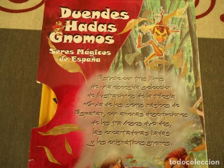 Libros de segunda mano: SERES MAGICOS DE ESPAÑA - Foto 2 - 238645805