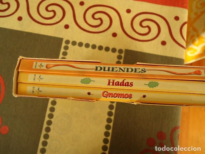 Libros de segunda mano: SERES MAGICOS DE ESPAÑA - Foto 3 - 238645805