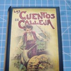 Libros de segunda mano: LOS CUENTOS DE CALLEJA. CUENTOS FANTÁSTICOS. REEDICIÓN.. Lote 239758690