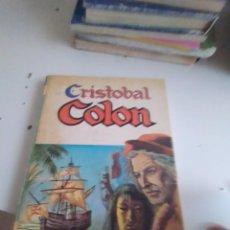 Libros de segunda mano: G-66 LIBRO SERIE BIOGRAFÍAS - Nº 2: CRISTOBAL COLÓN - EDITORIAL VASCO AMERICANA (EVA). Lote 239773910