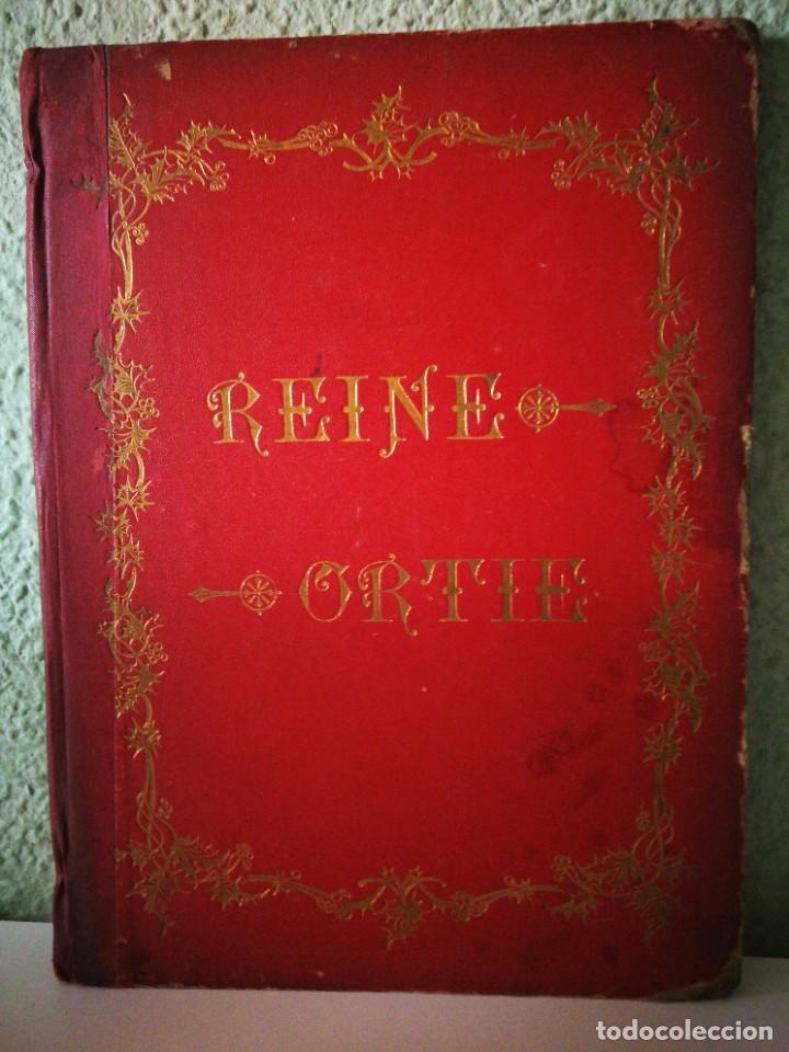 REINE ORTIE, CUENTO ESCRITO EN FRANCES (Libros de Segunda Mano - Literatura Infantil y Juvenil - Cuentos)