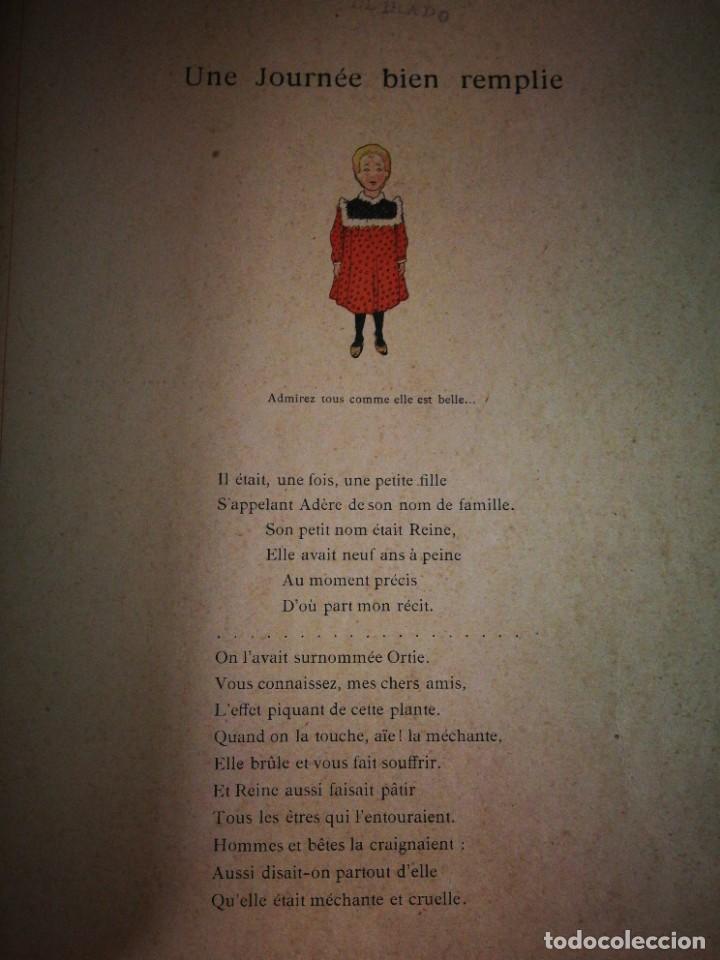 Libros de segunda mano: REINE ORTIE, CUENTO ESCRITO EN FRANCES - Foto 6 - 239953465