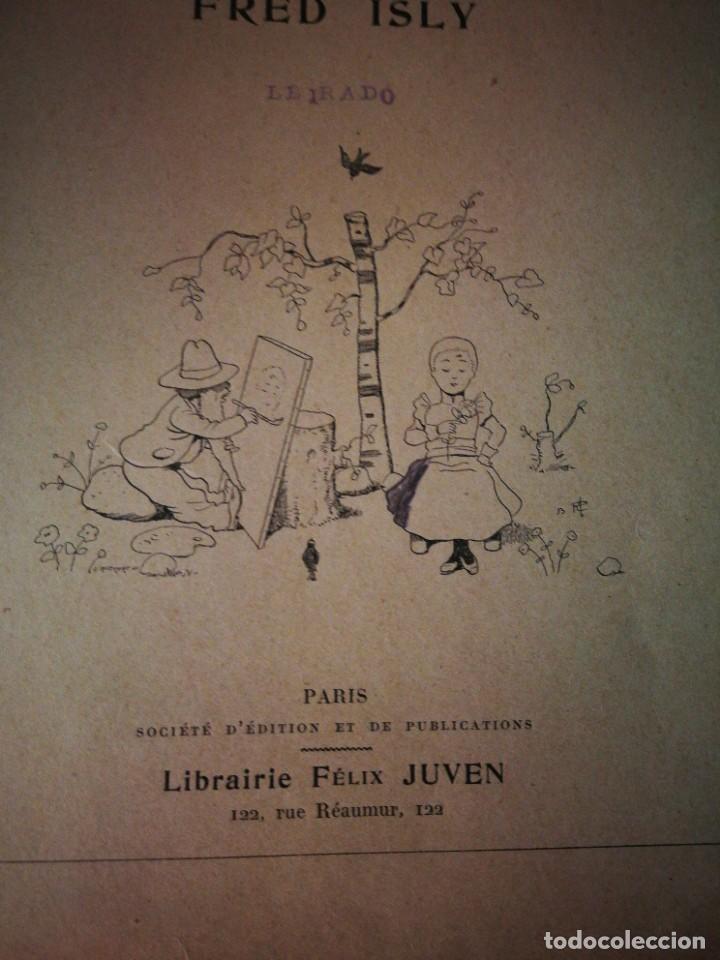 Libros de segunda mano: REINE ORTIE, CUENTO ESCRITO EN FRANCES - Foto 7 - 239953465