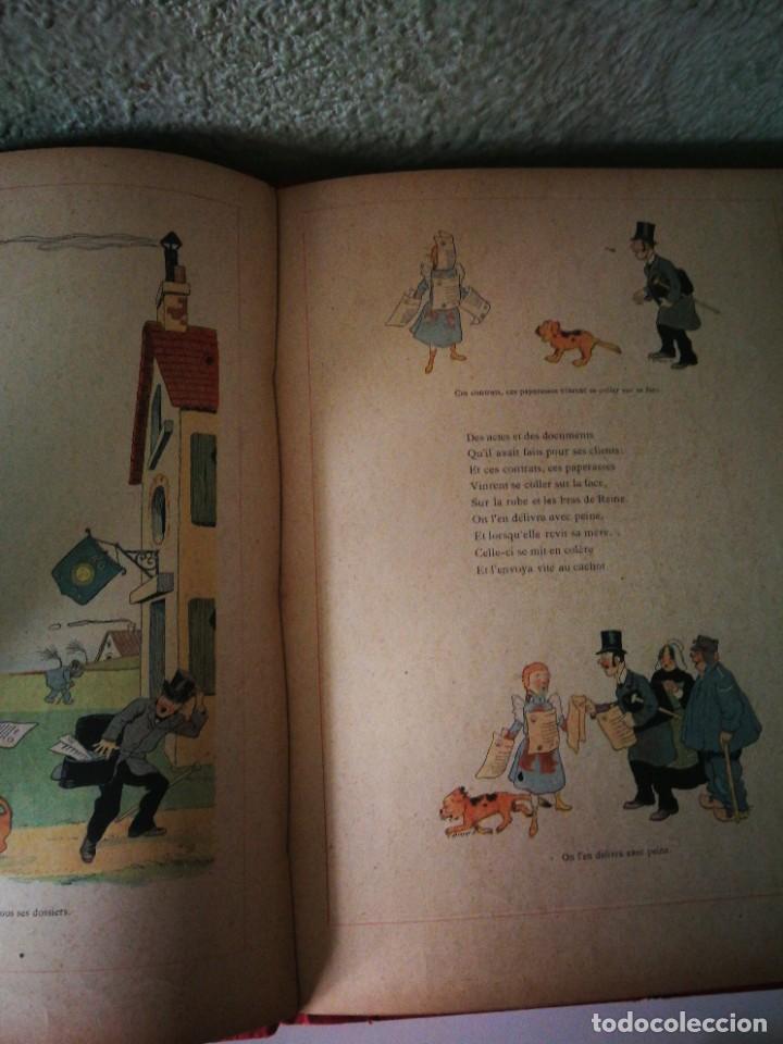 Libros de segunda mano: REINE ORTIE, CUENTO ESCRITO EN FRANCES - Foto 8 - 239953465
