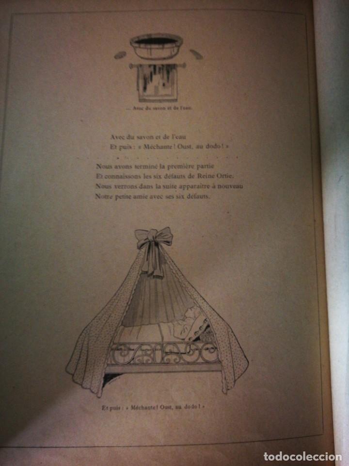 Libros de segunda mano: REINE ORTIE, CUENTO ESCRITO EN FRANCES - Foto 9 - 239953465