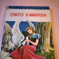 Libros de segunda mano: CONTES D´ANDERSEN ILLUSTRATIONS DE AQUENZA 1963. Lote 240049675