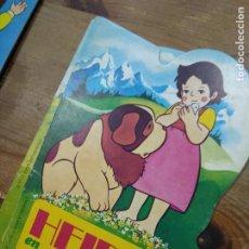 Libri di seconda mano: HEIDI EN PITCHY. TROQ-2. Lote 242832195