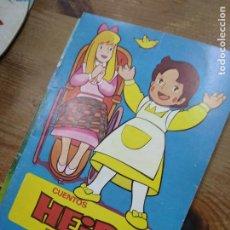 Libri di seconda mano: CUENTOS HEIDI EL PAJARITO. TROQ-3. Lote 242832310