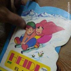 Libri di seconda mano: HEIDI EN EL ALUD. TROQ-4. Lote 242832565