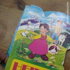 Libri di seconda mano: HEIDI EN LA VACA TRISTE. TROQ-5. Lote 242832670