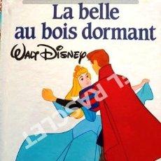 Libros de segunda mano: CUENTO - LA BELLE AU BOIS DORMANT- EN FRANCES - WALT DISNEY - TAPAS DURAS - MUY NUEVO --. Lote 243026340