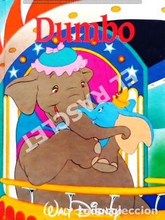 CUENTO - D U M B O - EN FRANCES - WALT DISNEY - TAPAS DURAS - MUY NUEVO -- (Libros de Segunda Mano - Literatura Infantil y Juvenil - Cuentos)