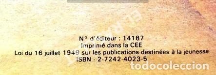 Libros de segunda mano: CUENTO - D U M B O - EN FRANCES - WALT DISNEY - TAPAS DURAS - MUY NUEVO -- - Foto 2 - 243027110