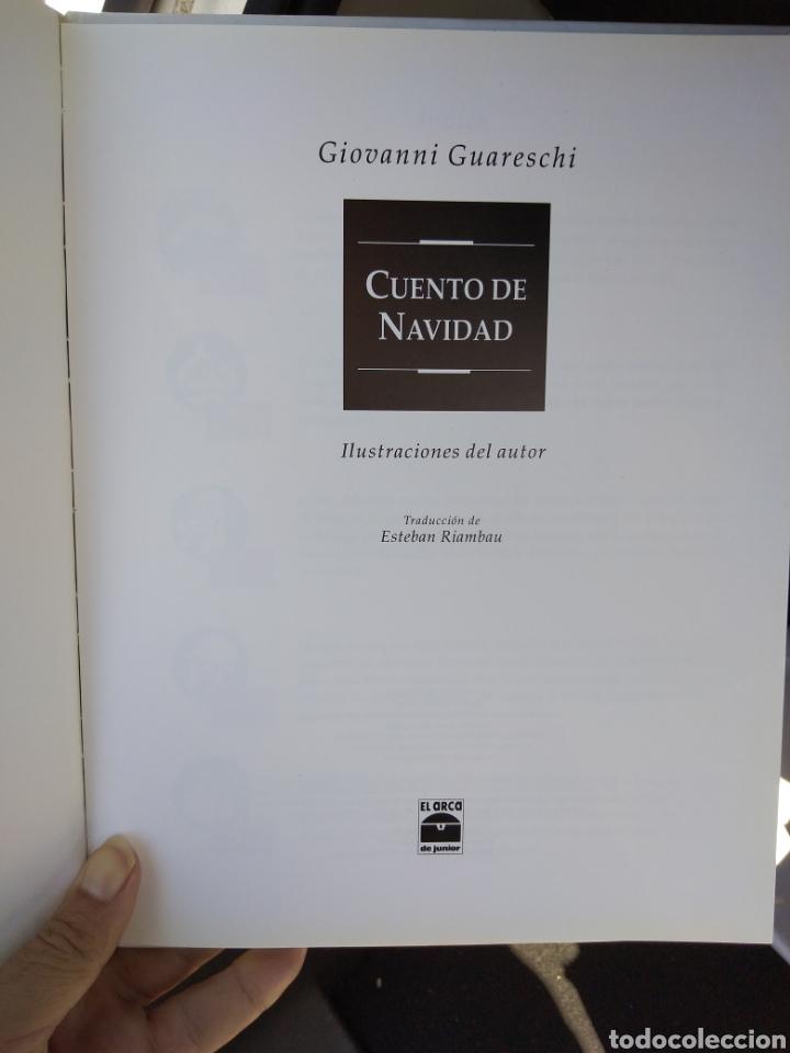 Libros de segunda mano: Cuento de navidad Giovanni Guareschi segunda guerra mundial - Foto 3 - 243389175