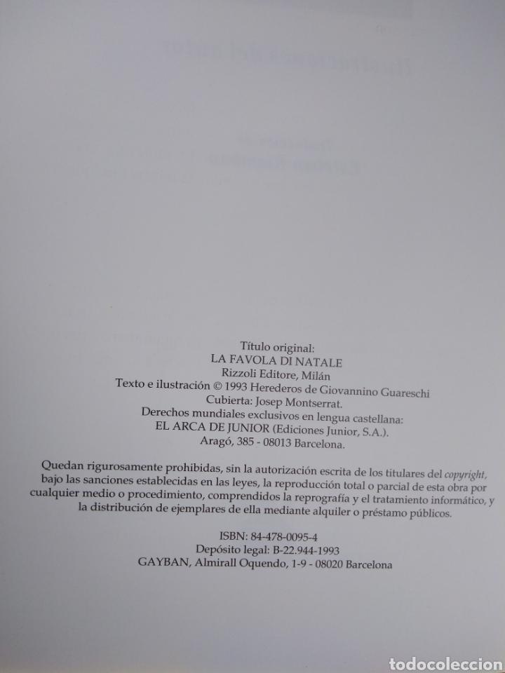 Libros de segunda mano: Cuento de navidad Giovanni Guareschi segunda guerra mundial - Foto 4 - 243389175