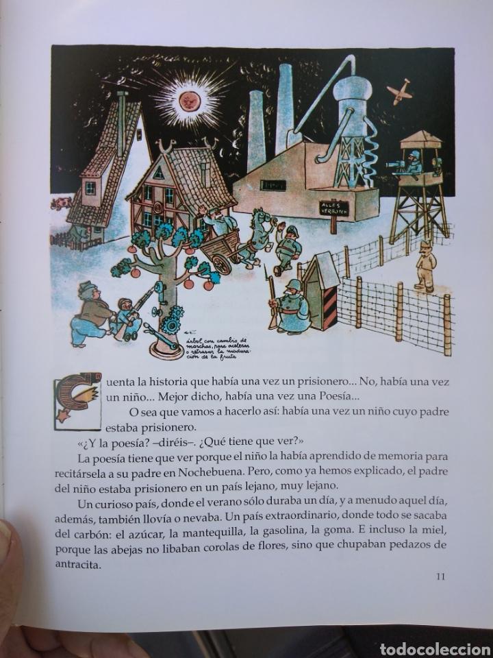 Libros de segunda mano: Cuento de navidad Giovanni Guareschi segunda guerra mundial - Foto 5 - 243389175