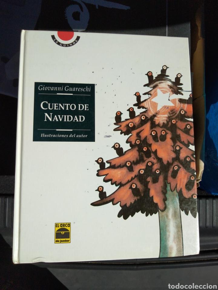 CUENTO DE NAVIDAD GIOVANNI GUARESCHI SEGUNDA GUERRA MUNDIAL (Libros de Segunda Mano - Literatura Infantil y Juvenil - Cuentos)