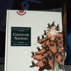 Libros de segunda mano: CUENTO DE NAVIDAD GIOVANNI GUARESCHI SEGUNDA GUERRA MUNDIAL. Lote 243389175