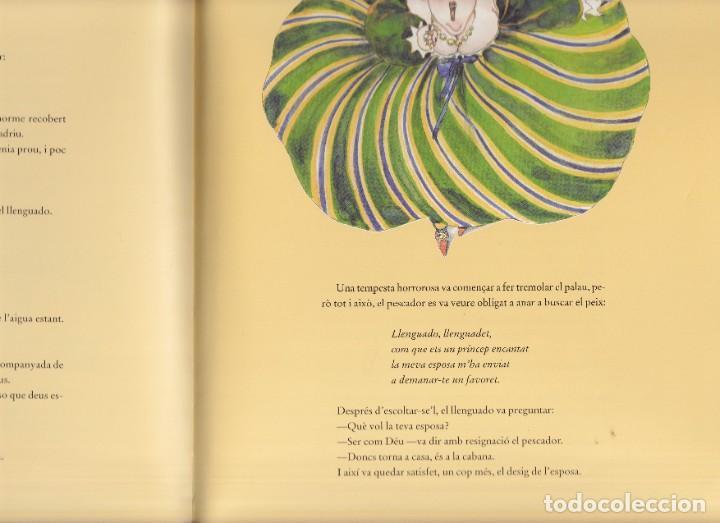 Libros de segunda mano: EL LLIBRE DELS CONTES DELS GERMANS GRIMM - RELATS DAVUI I DE SEMPRE - EDICIONES B 2002 - Foto 2 - 243393845
