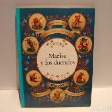 Libros de segunda mano: MARISA Y LOS DUENDES - M. LUISE VÖLTER - GENNADIJ SPIRIN - EVEREST 1990 COLECCIÓN CASCANUECES. Lote 243498000
